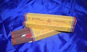 Gyalshen Healing Incense